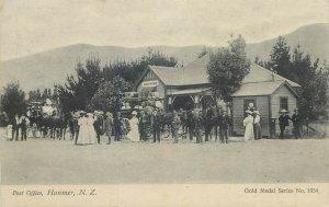 New Zealand HANMER Post Office