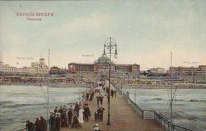 Sweden Scheveningen Panorama