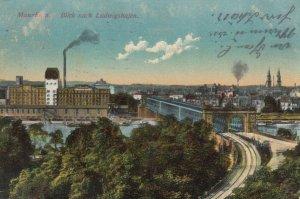 MANNHEIM , Germany , 1912