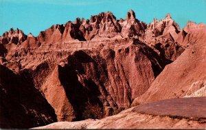 South Dakota Bad Lands National Monument The Pinnacles