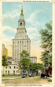 CT - Hartford. Travelers Insurance Building