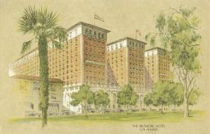 The Biltmore Hotel, Los Angeles, California 1920s-1930s u...