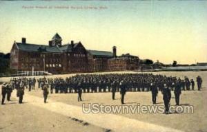 Parade Ground at Industrial School Lansing MI Unused