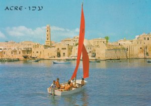 ACRE , Israel , 50-70s ; Fisherman Harbour