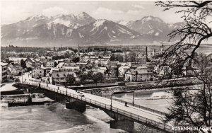 RP: Rosenheim , Bavaria, Germany , 1950
