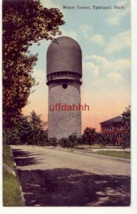 WATER TOWER YPSILANTI, MI publ by H. Hutchins