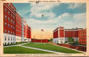 Tennessee Memphis The Memphis Medical Center 1948