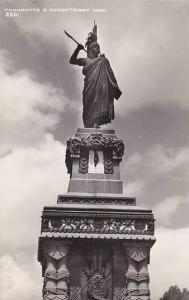RP, Monumento A Cuauhtémoc, Mexico, 1930-1950s