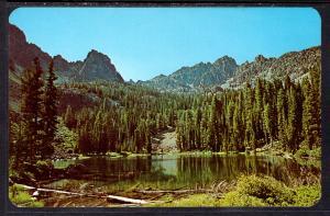 Lower Cannon Lake,Near Riggins,ID