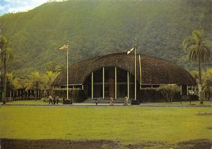 American Samoa - Legislature Building