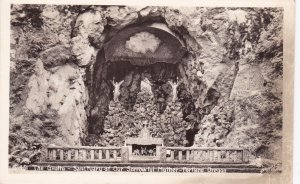 RP: PORTLAND, Oregon, 10-20s; The Grotto, Sanctuary of Our Sorrowful Mother
