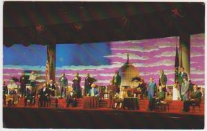 WALT DISNEY WORLD - HALL OF PRESIDENTS