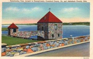 Pymatuning Dam,Crawford Co,PA and Ahstabula County,OH