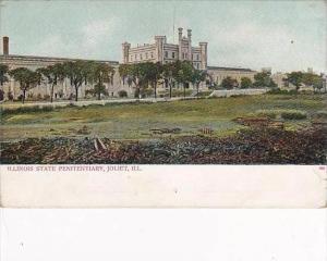 Illinois Joliet State Penitentiary For Men &  Women