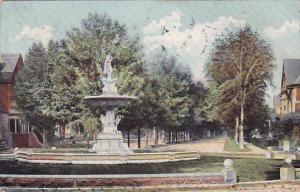 New York Syracuse Onandaga Street 1908