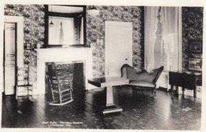 RP; VINCENNES, Indiana, 1930-1940's, East Parlor, Harrison House