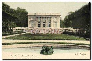 Postcard Old Versailles Palais Du Petit Trianon