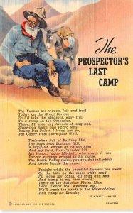 The Prospector's Last Camp Unused