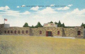 BLACK HILLS , South Dakota, 1930-40s ; Reptile Gardens