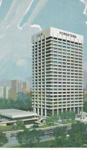 Forester House , Don Mills , Ontario , Canada , 50-60s