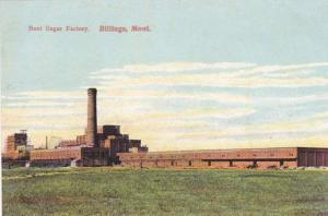 Beet Sugar Factory - Billings Montana - DB
