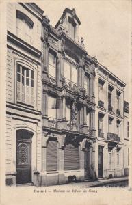 DOUAI, Nord, France, 1900-1910´s; Maison de Jehan de Gony