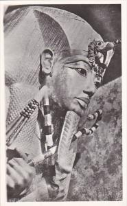 King's Mummy in Sarcophagus Tomb Of Tut-Ankh-Amen Thebes Egypt Photo