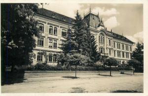 Hungary Rimaszombat Egyesult protestans gimnazium