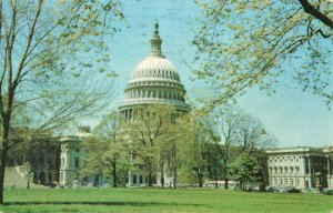 Postcard United States Capitol
