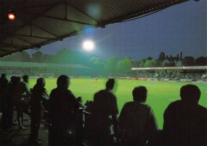 Non-League Football Ground Postcard, Aldershot Town FC, The Recreation Ground