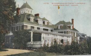 GANANOQUE , Ontario , Canada , 1900-10s ; Blinkbonnie-on-the-St. Lawrence