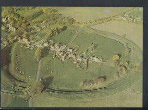 Wiltshire Postcard - Aerial View of Avebury     T8832