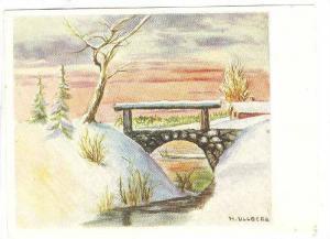 AS: H. Ullberg, Kunstkort- Munn Og Fotkunstneres Forlag, Allikevel, Norway, 1...