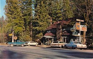Marion Lodge on Highway 22 Idanha, Or, Oregon Chrome, Between Salem & Bend