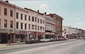 Main Street , MADISON , Indiana , 50-60s #3