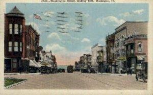 Washington St. East - Waukegan, Illinois IL
