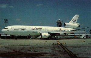 CUBANA McDonnell Douglas DC-10-30 At Orly Airport Paris