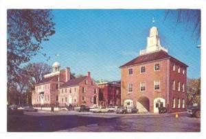 Court House , New Castle , Delaware , 40-60s