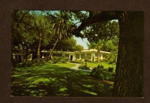 FLORIDA CLEARWATER FL Siple's Garden Seat Restaurant Postcard Siple