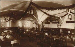 CPA AK Berchtesgaden- Braustubl. ,Grosse Bierhalle GERMANY (1047765)