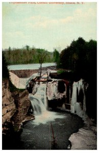 New York  Ithaca Triphammer Falls