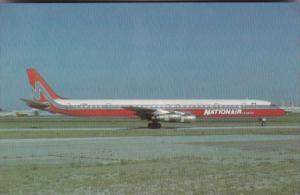 Nationair Canada McDonnell Douglas DC-8-61