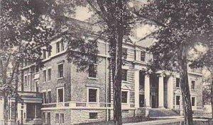 Ohio Delaware Sanborn Hall New School of Music Ohio Wesleyan University Alber...
