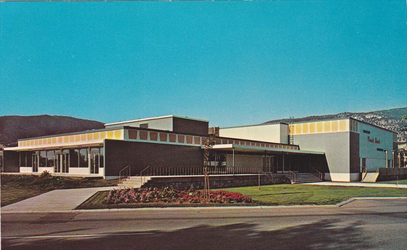 The Peach Bowl, Penticton, British Columbia, Canada, 40-60s