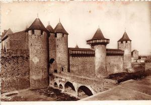 BR9493 Carcassonne Chateau    france