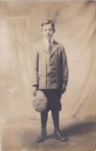 RP: Boy in a wool Suit , 00-10s