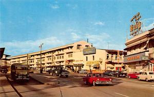 Panama Old Vintage Antique Post Card Tivoli Avenue Panama City Tape on back
