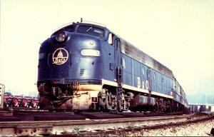 Trains Baltimore & Ohio E9 Locomotive #1457