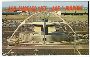 Los Angeles Jet Age Airport