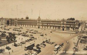 RP: Palacio Nacional , Mexico , 1945